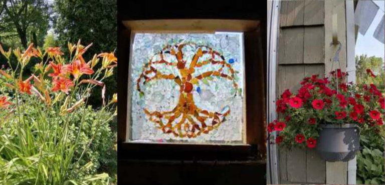 Tree of Life - created by www.rakupottery.ca